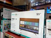 55 Inches Smart Hisense 2020 Uhd(4K) Digital Flat Screen TV | TV & DVD Equipment for sale in Central Region, Kampala