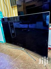 Samsung 55inch Qled Curved Suhd 4k Tv | TV & DVD Equipment for sale in Central Region, Kampala