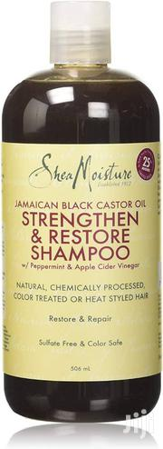 Shea Moisture Jamaican Black Castor Oil Shampoo, 506ml | Hair Beauty for sale in Central Region, Kampala