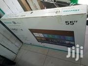 Hisense Smart Flat Screen Digital TV 55 Inches | TV & DVD Equipment for sale in Central Region, Kampala