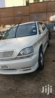 Toyota Harrier 2002 White | Cars for sale in Central Region, Kampala