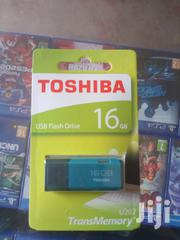 Brand New Toshiba Flash Drive 16GB | Accessories & Supplies for Electronics for sale in Central Region, Kampala