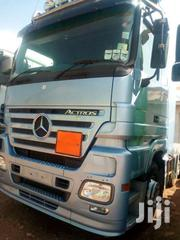 Mercedes Benz Actros Model 2008 Silver Grey Colour In Excellent Condit | Heavy Equipments for sale in Central Region, Kampala