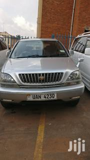 Toyota Harrier 2002 Brown | Cars for sale in Central Region, Kampala
