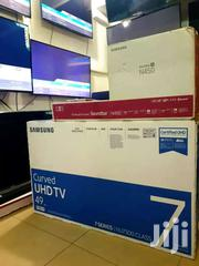 Samsung Curved Smart UHD TV 49 Inches | TV & DVD Equipment for sale in Central Region, Kampala