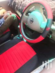 Cloth Seatcovers Black And Red. | Vehicle Parts & Accessories for sale in Central Region, Kampala