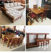 L Sofa and Other Items All Available | Furniture for sale in Central Region, Kampala