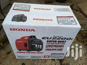 Honda Eu2200i 2200W Gas Portable Generator | Electrical Equipments for sale in Central Region, Wakiso
