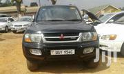 Mitsubishi Pajero 2000 Black | Cars for sale in Central Region, Kampala