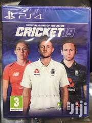 Cricket 19 For Ps4 | Video Games for sale in Central Region, Kampala