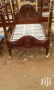 Bed 4/6 Made In Musmbya | Furniture for sale in Central Region, Kampala