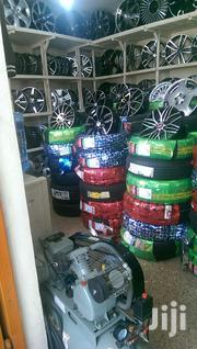 New Sport Rims And New Tyres | Vehicle Parts & Accessories for sale in Central Region, Kampala