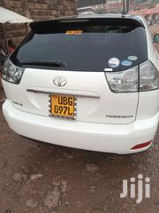 Toyota Harrier 2007 White | Cars for sale in Central Region, Kampala