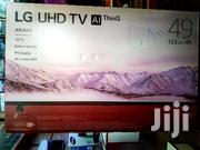 Brand New LG UHD TV 49 Inches | TV & DVD Equipment for sale in Central Region, Kampala