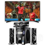 Smartec Digital LED TV 32 Inches With Djack-f3 Subwoofer System | TV & DVD Equipment for sale in Central Region, Kampala