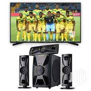 Hisense N50HTS LED TV 32 Inches With Djack-403 Subwoofer System | TV & DVD Equipment for sale in Central Region, Kampala