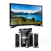 Samsung LED TV 32 Inches With Djack-f3 Subwoofer System | TV & DVD Equipment for sale in Central Region, Kampala