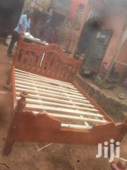 5by6 Sample Mahogany Bed | Furniture for sale in Central Region, Kampala