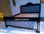 Simple Bed Queen Size 5 by 6 | Furniture for sale in Central Region, Kampala