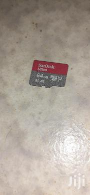 Original Sandisk Memory Card 64GB | Accessories for Mobile Phones & Tablets for sale in Central Region, Kampala