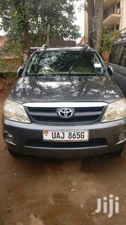 Toyota Fortuner 2005 Gray | Cars for sale in Central Region, Kampala