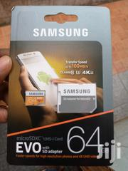 Original Samsung Memory Card 64GB | Accessories & Supplies for Electronics for sale in Central Region, Kampala