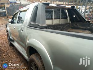 Toyota Hilux 2005 Silver
