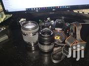 Sony Alfa SLT- A65 + 2 Zoom Lenses | Accessories & Supplies for Electronics for sale in Central Region, Kampala
