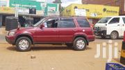 Honda CR-V 1999 2.0 Automatic Red | Cars for sale in Central Region, Mukono