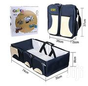 Ganen Travel Bag And Bed / Baby Travel Bag And Bed | Children's Gear & Safety for sale in Central Region, Kampala
