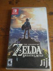 Zelda Breath Of The Wild For Nintendo Switch | Video Games for sale in Central Region, Kampala