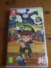 Ben 10 For Nintendo Switch | Video Games for sale in Central Region, Kampala