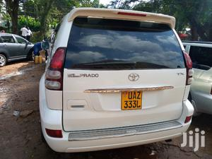 Toyota Land Cruiser Prado 2002 TX White