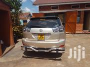 Toyota Harrier 2007 Gold | Cars for sale in Central Region, Kampala