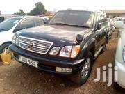 Toyota Land Cruiser 2002 HDJ 100 Black | Cars for sale in Central Region, Kampala