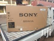 Brand New Sony Bravia Suhd 4k Android TV 75 Inches | TV & DVD Equipment for sale in Central Region, Kampala