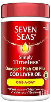 Seven Seas Cod Liver Oil | Vitamins & Supplements for sale in Central Region, Kampala