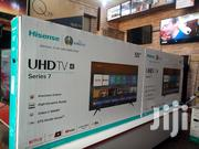 Hisense Smart Uhd Digital Flat Screen TV 55 Inches | TV & DVD Equipment for sale in Central Region, Kampala