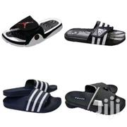 Open Sandals Adidas And Jordan | Clothing for sale in Central Region, Kampala
