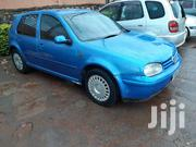 Volkswagen Golf 1999 2.0 Automatic Blue | Cars for sale in Central Region, Kampala