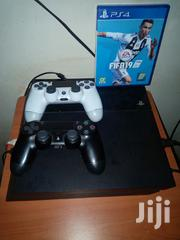 Playstation 4 Console With 2 Controllers And Two Games | Video Game Consoles for sale in Central Region, Kampala