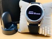 Samsung Gear S3 Classic | Smart Watches & Trackers for sale in Central Region, Kampala
