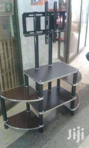 Wooden Flat Screen Stand | TV & DVD Equipment for sale in Western Region, Kisoro