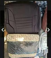 Grey Seat Covers Leathers | Vehicle Parts & Accessories for sale in Western Region, Kisoro