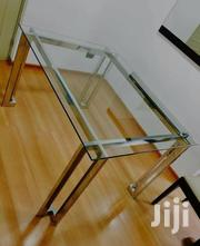 Metalic Glassed Dinning Table   Furniture for sale in Central Region, Kampala
