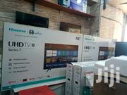 New Hisense 55 Inches Smart(4K) 2020 Android Flat Screen TV | TV & DVD Equipment for sale in Central Region, Kampala