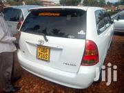 Toyota Fielder 2003 White | Cars for sale in Central Region, Kampala