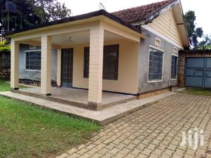A 3 Bedroom Bungalow in Kitintale Near the Road