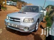 Subaru Forester 2004 2.5 XT Silver | Cars for sale in Central Region, Kampala