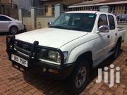 Toyota Hilux 2005 2.5 Cab White | Cars for sale in Central Region, Kampala